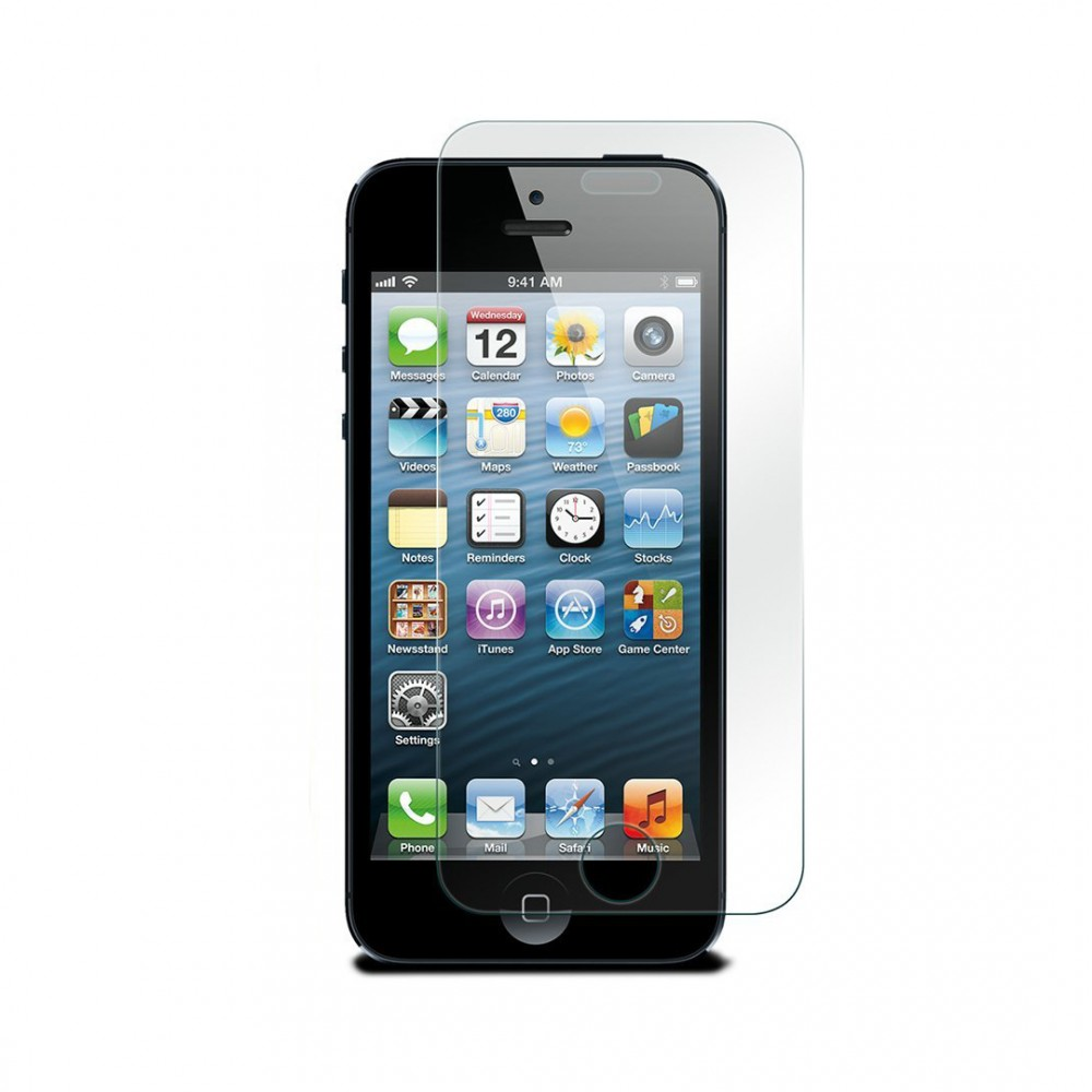 Tempered Glass iPhone 5 Screen Protector