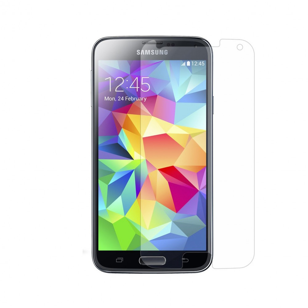 Tempered Glass Samsung S5 Screen Protector